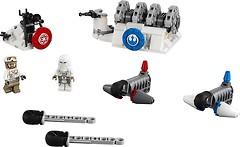 Фото LEGO Star Wars Разрушение генераторов на Хоте (75239)