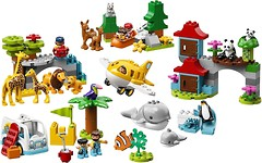 Фото LEGO Duplo Животные мира (10907)