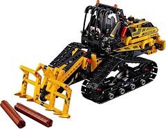 Фото LEGO Technic Гусеничный погрузчик (42094)