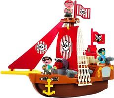 Фото Ecoiffier Корабль с пиратами (3023)