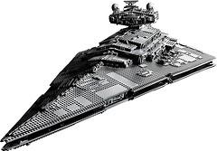 Фото LEGO Star Wars Имперский звездный разрушитель (75252)