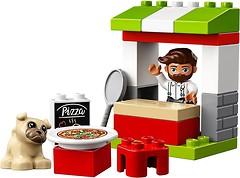 Фото LEGO Duplo Киоск-пиццерия (10927)