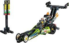 Фото LEGO Technic Драгстер (42103)