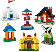 Фото LEGO Classic Кубики и домики (11008)