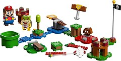 Фото LEGO Super Mario Приключения вместе с Марио стартовый набор (71360)