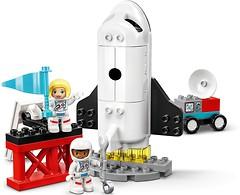 Фото LEGO Duplo Миссия космического шаттла (10944)