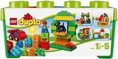 Фото LEGO Duplo Универсальная коробка Механик (10572)