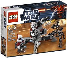 Фото LEGO Star Wars Боевой комплект ARC клоны и дроиды-диверсанты (9488)