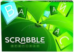 Фото Mattel Scrabble (BBD15)