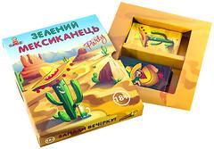 Фото Bombat Game Зеленый Мексиканец (4820172800071)