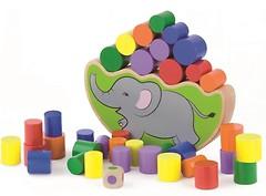 Фото Viga Toys Балансирующий слон (50390)