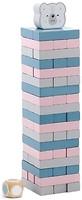 Фото Viga Toys PolarB Башня из блоков (44011)