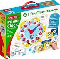 Фото Quercetti Play Montessori Primo clock (0624Q)