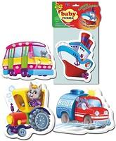 Фото Vladi Toys Машины помощники (1106-08)