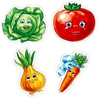 Фото Vladi Toys Овощи (1106-03)