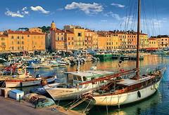 Фото Trefl Старый порт в Сен-Тропе (26130)