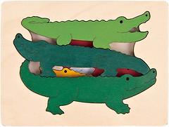 Фото Hape Крокодилы (E6508)