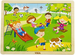 Фото Viga Toys Времена года Весна (51269)