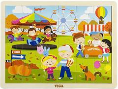 Фото Viga Toys Времена года Осень (51271)