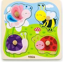 Фото Viga Toys Насекомые (50131)