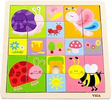 Фото Viga Toys Насекомые (50150)