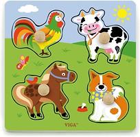 Фото Viga Toys Ферма (50839)
