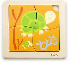 Фото Viga Toys Черепашки (50143)