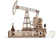Фото Wood Trick Нефтяная вышка (1234-12)