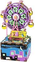 Фото Robotime Музыкальная шкатулка Колесо обозрения (AM402)