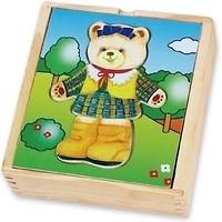 Фото Viga Toys Гардероб медведицы (56403)