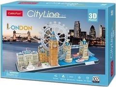 Фото Cubic Fun City line London (MC253h)