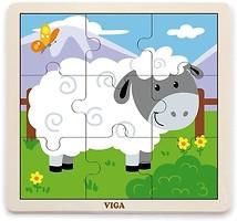 Фото Viga Toys Овца (51437)