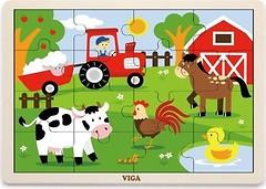 Фото Viga Toys Ферма (51448)
