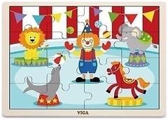 Фото Viga Toys Цирк (51455)