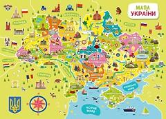 Фото DoDo Карта Украины (300109)