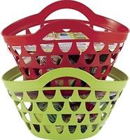 Фото Ecoiffier Большая корзина с продуктами (002680)