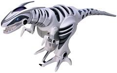 Фото WowWee Робот-динозавр Mini RoboRaptor (W8195)