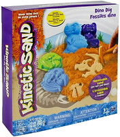 Фото Wacky-Tivities Kinetic Sand Dino (71415Dn)