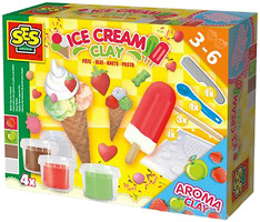 Фото Ses Незасыхающая масса для лепки Мороженое (0444S)