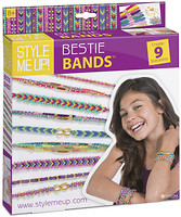 Фото Wooky Набор для изготовления браслетов Bestie Bands (00601)