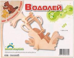 Фото Мир деревянных игрушек Водолей (З011)