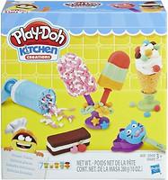Фото Hasbro Play Doh Создай любимое мороженое (E0042)