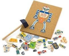 Фото Viga Toys Робот (50335)