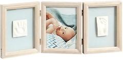 Фото Baby Art Тройная рамка для отпечатков (34120173)