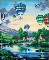 Фото Идейка Воздушные шары 2 (KHO2221)