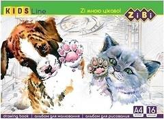Фото ZiBi Kids Line Альбом для рисования (ZB.1422)