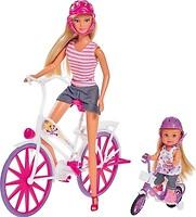 Фото Steffi Love Прогулка на велосипедах (5733045)
