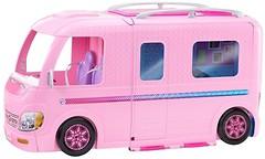 Фото Mattel Barbie Трейлер для путешествий (FBR34)