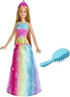 Фото Mattel Barbie Dreamtopia Магия красок и звуков (FRB12)