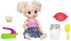 Фото Hasbro Baby Alive Малышка и лапша (C0963)